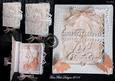 Christening/sympathy Folded Faux Book Card WPC