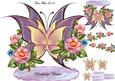 Butterfly Layered Card Mini Kit