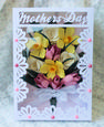 Mother's Day Bouquet Box Scanncut Only