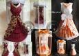3D Elegant Dress & Box MTC