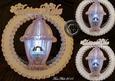 Tea Light Lantern Card SCAL