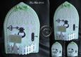 Elf Door 1 Card Craftrobo/cameo