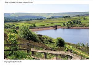 Digley Reservoir West Yorkshire