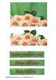 View Roses A6 Horizontal card Details