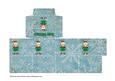 Christmas Elf Girl Small Gift Box