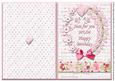 Just for You Mum Birthday Quick Card Pink