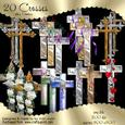 20 Crosses for All Occassions