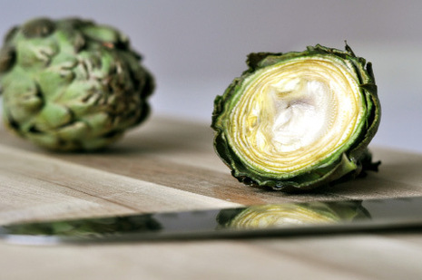 Mmm... artichoke!
