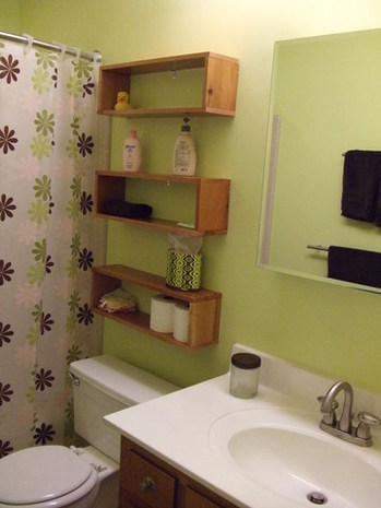 Bathroom remodeling is done construction haven home for D i y bathroom renovations