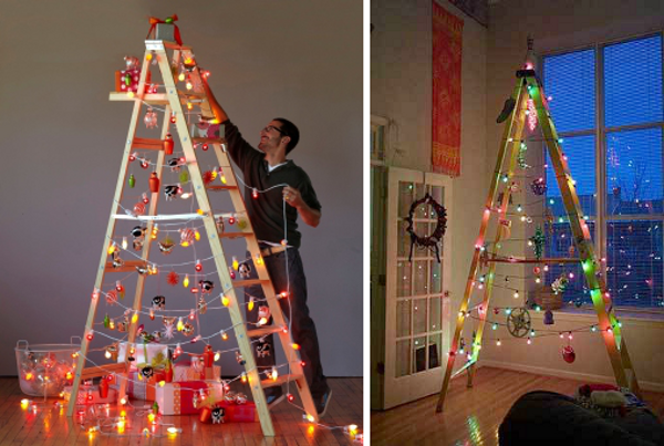 Unconventional Christmas Trees roundup: 12 unconventional christmas trees that will have you re
