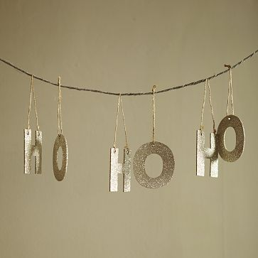 Credit: West Elm [http://www.westelm.com/products/ho-ho-ho-ornament-a953/?pkey=cornament]