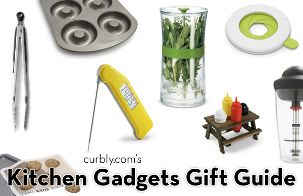 Curbly 2010 Kitchen Gadgets Gift Guide