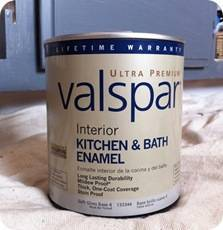 valspar kitchen and bath
