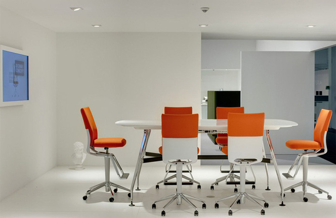 vitra citizen office. the id high is 32 cm higher than a standard office swivel chair and thus corresponds vitra citizen