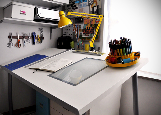 Plans To Build A Drawing Table Pdf Woodworking