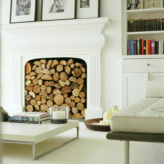 Six Creative Fireplace Makeover Ideas Lacy Cutter 39 S Blog