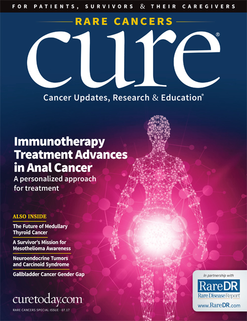 CURE Rare Cancers-Summer 2017 Issue