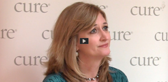 Audra Moran on the Ovarian Cancer National Conference