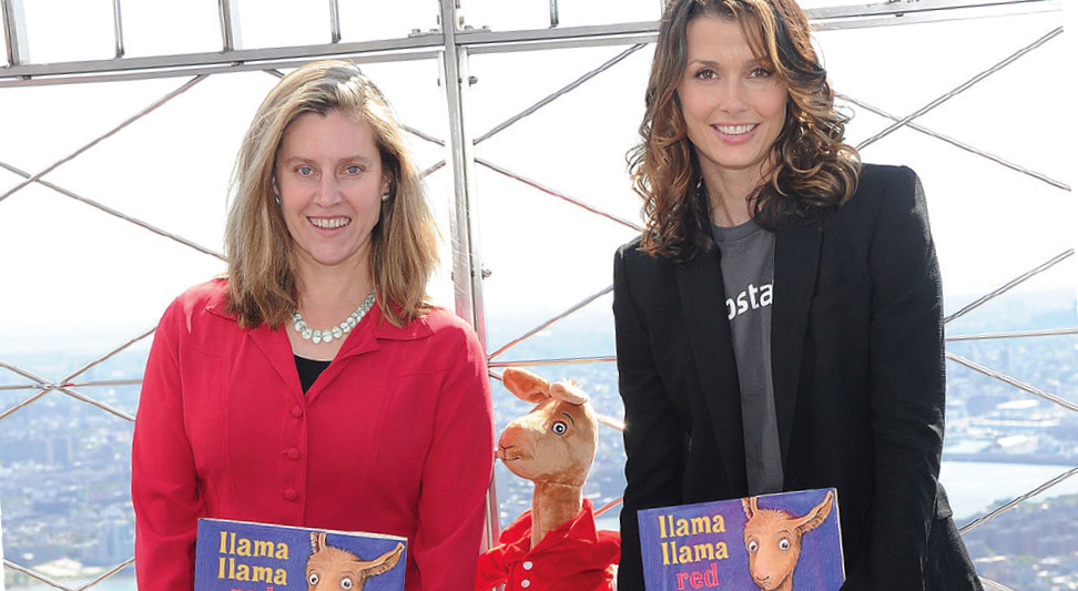 Author ANNA DEWDNEY and