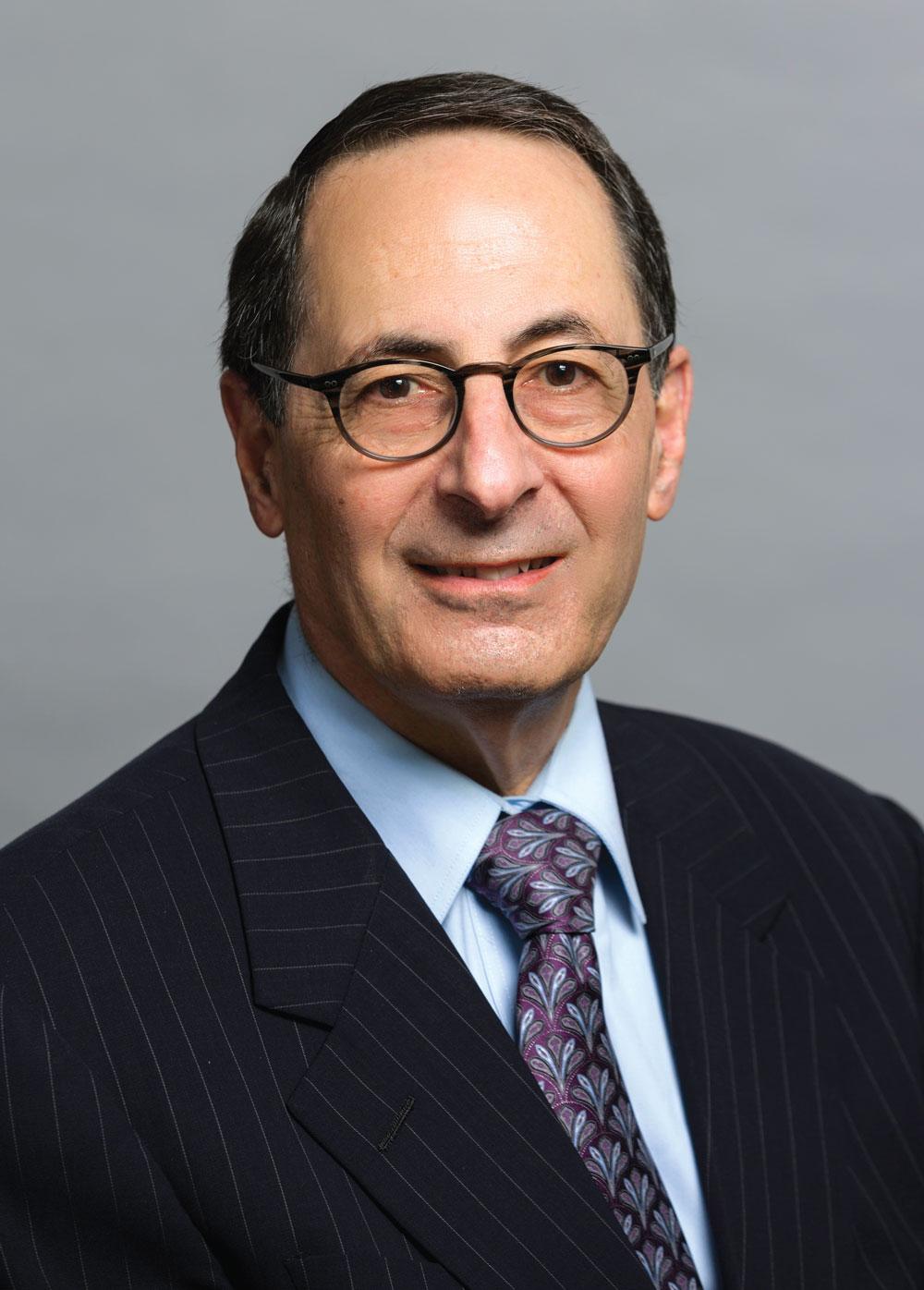 PHOTO COURTESY OF BARRY KRAMER, MD, MPH
