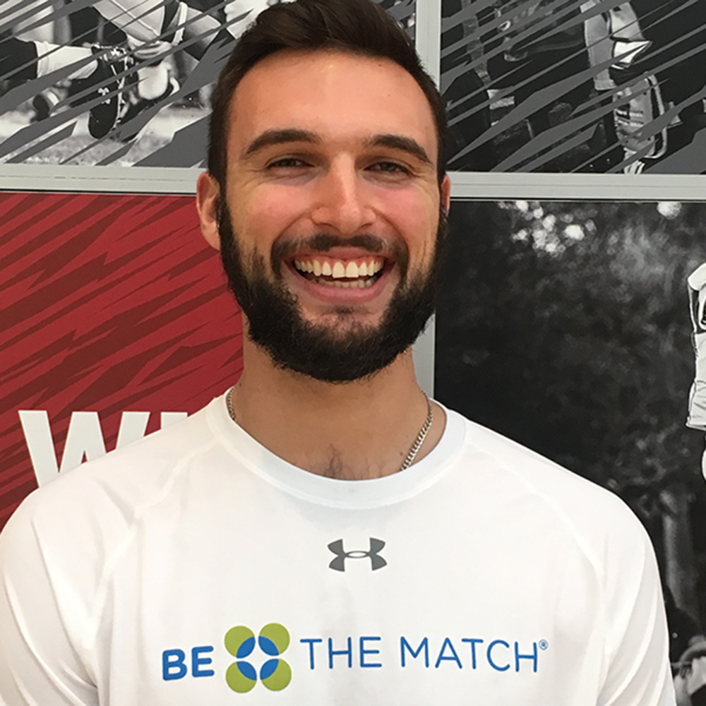Be the Match Seeking Young Men to Donate Stem Cells -- and Save Lives