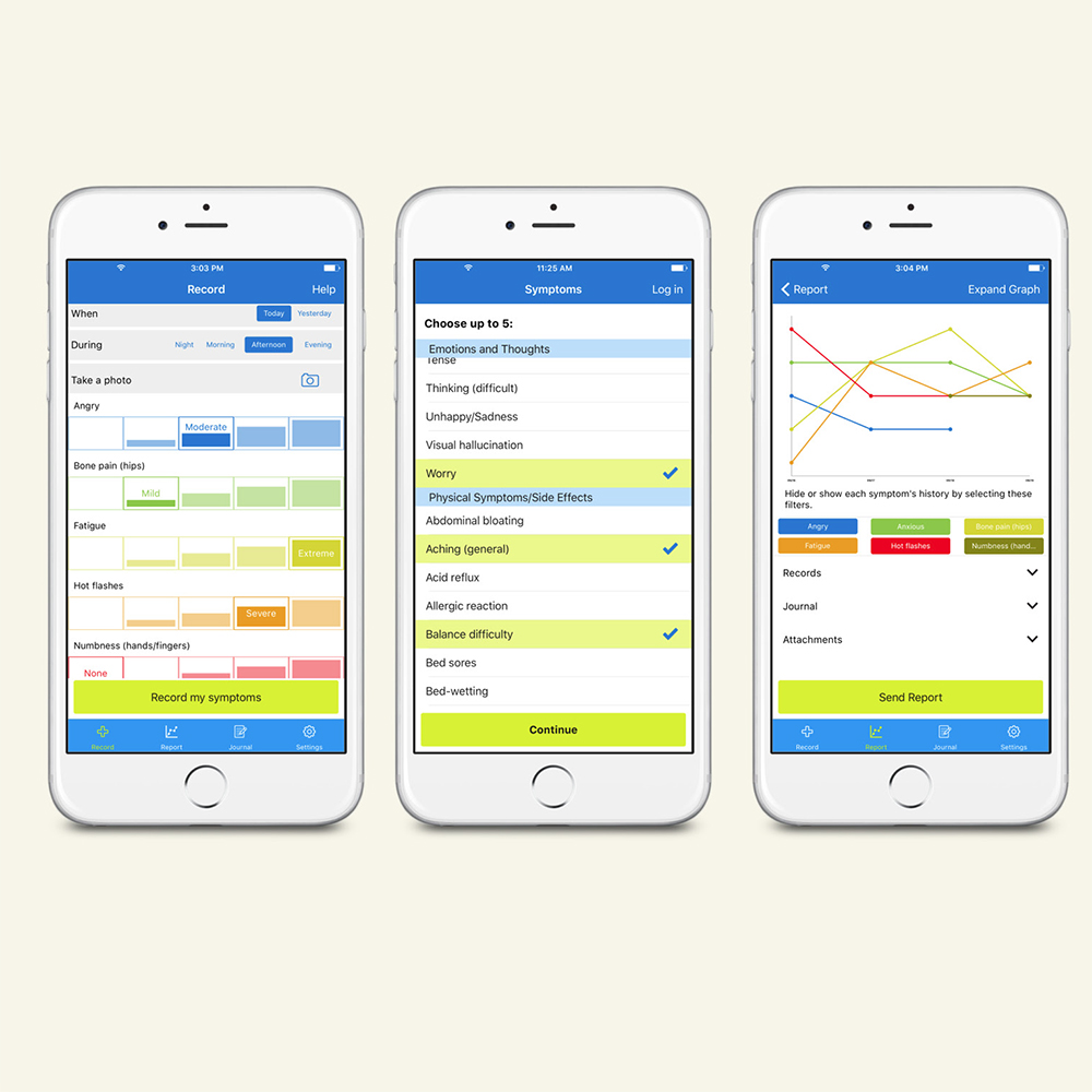 Cancer Symptoms? There's an App for That