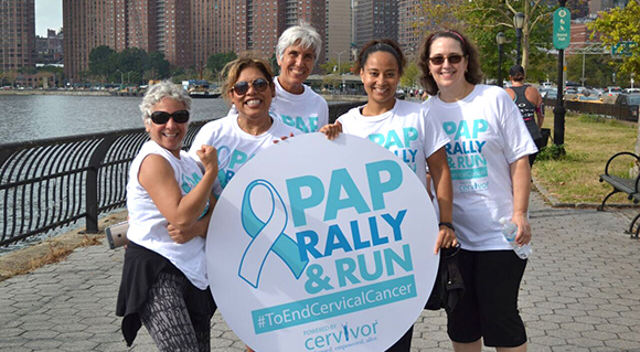 Pap Rally & Run NYC