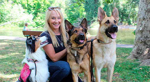 DINA ZAPHIRIS, founder