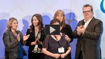 Lynne Malestic Named CURE's 2016 Extraordinary Healer During 10th Annual Award Celebration