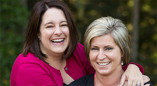 Marci Dahl and