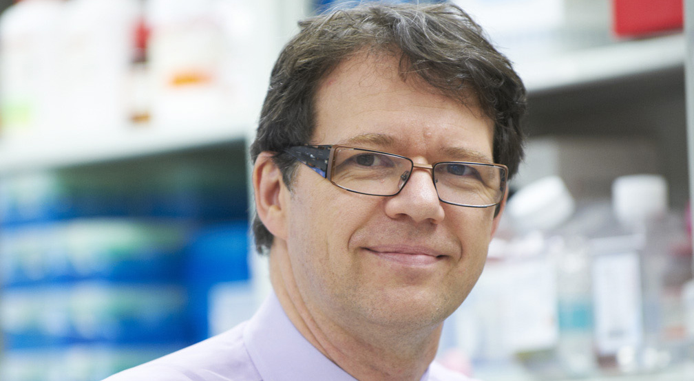 MICHEL SADELAIN, M.D., Ph.D., has made it his life's work to engineer human immune cells. - COURTESY MEMORIAL SLOAN KETTERING CANCER CENTER
