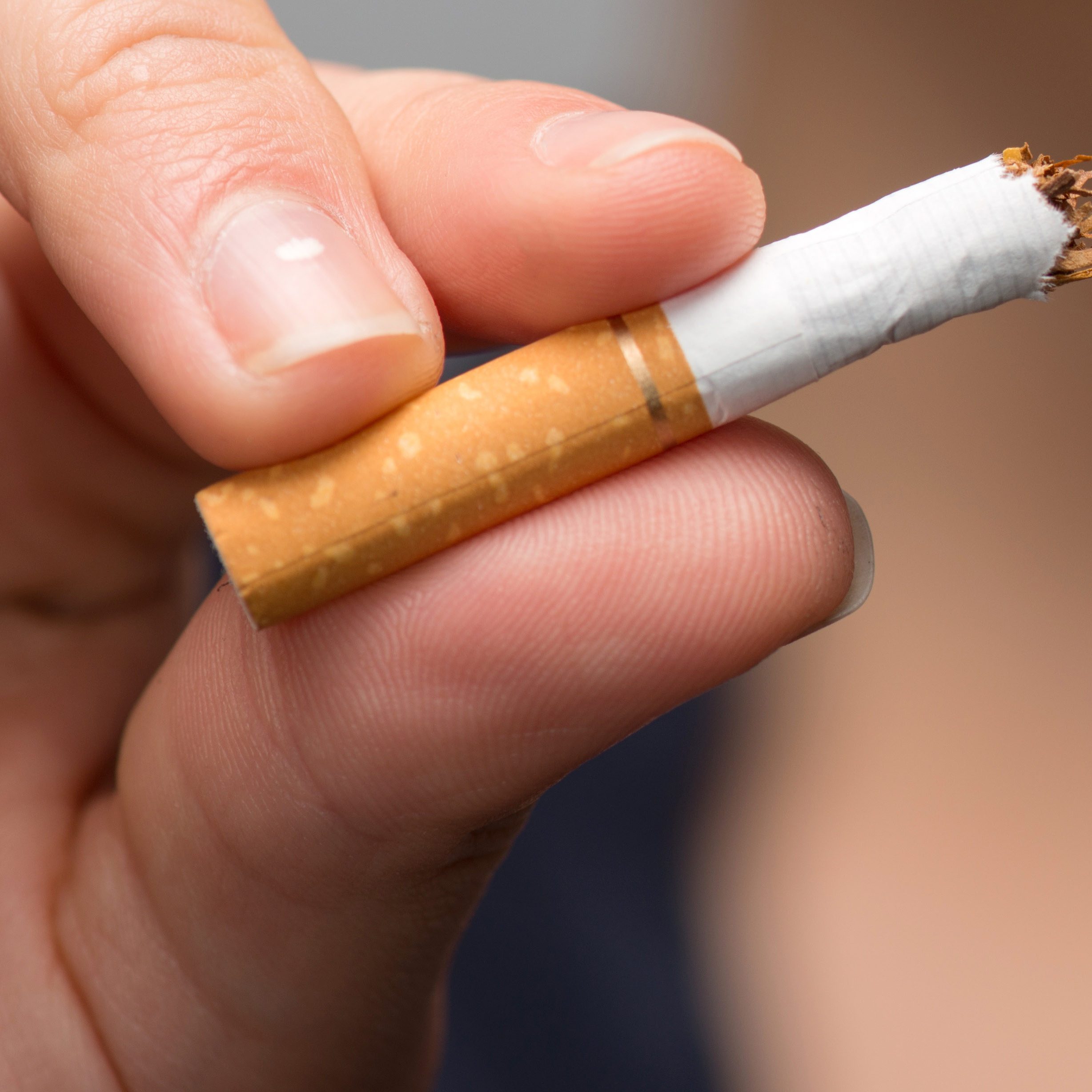 Quitting Smoking Is Possible and Reduces Cancer Risk