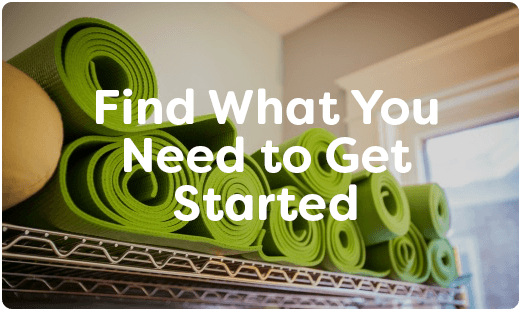 Find what you need to get started