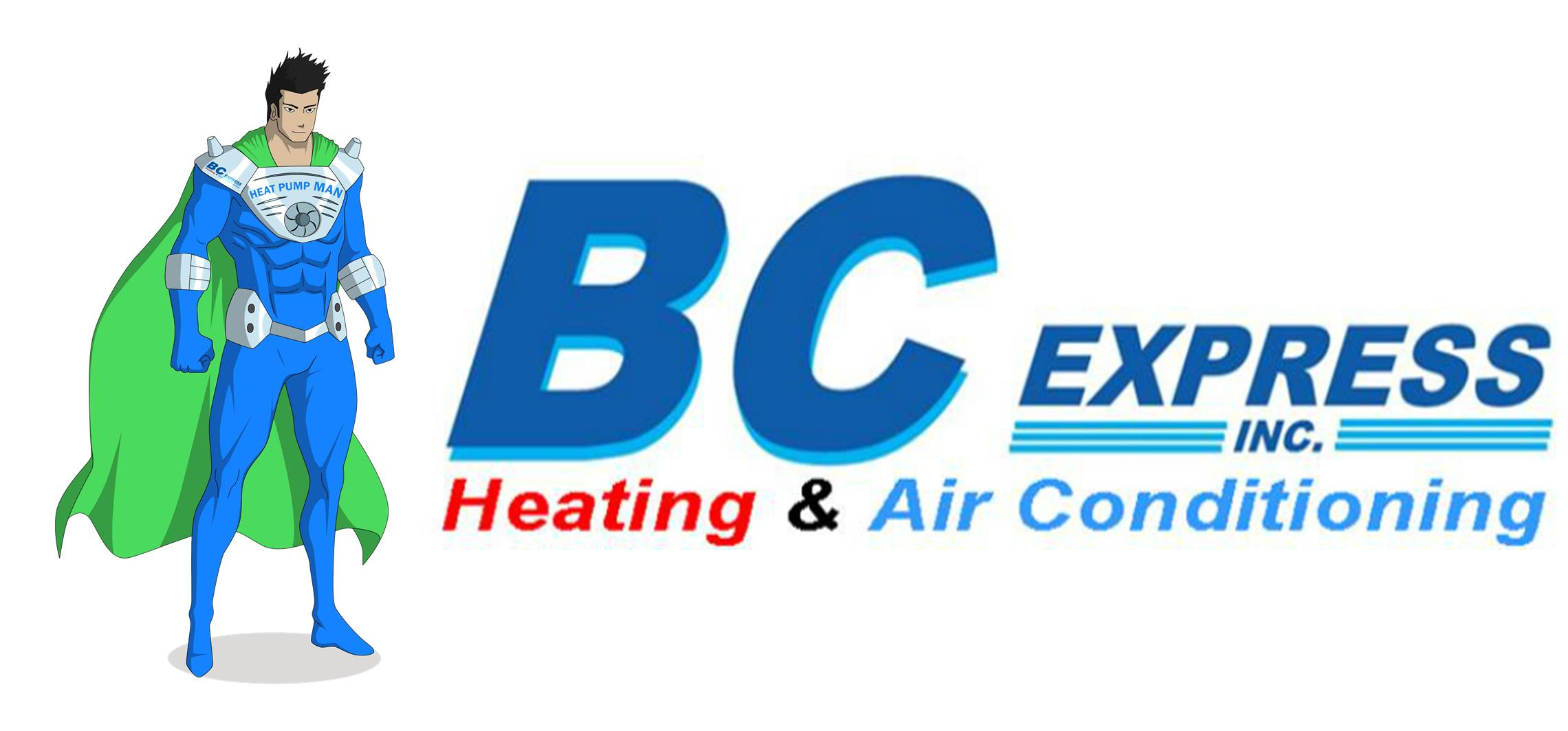 BC Express Inc Heating & Air Conditioning
