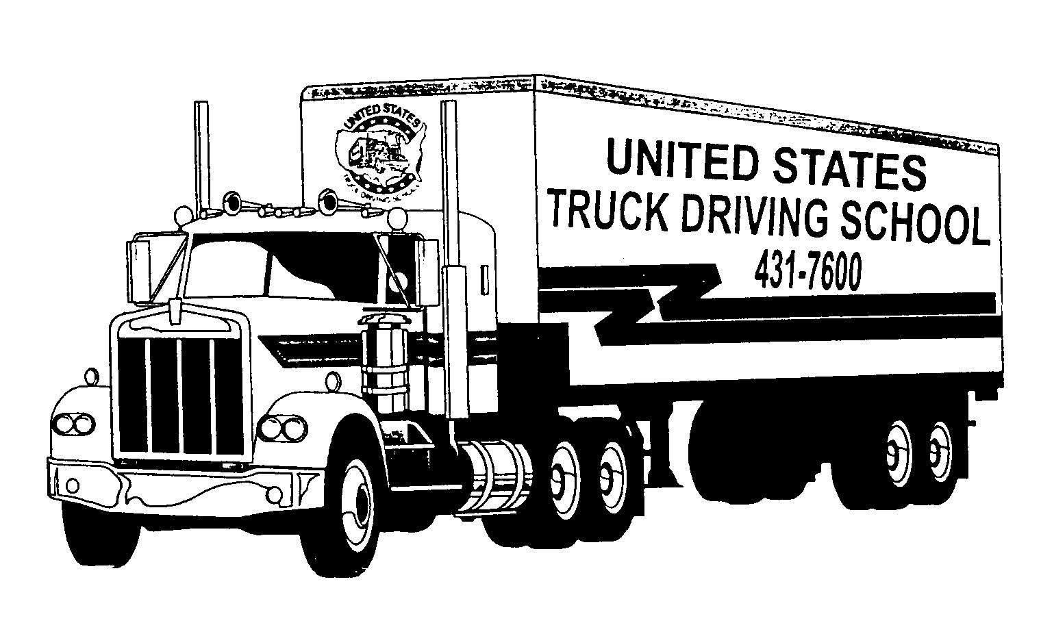 United States Truck Driving School Inc