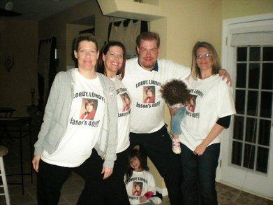 Lordy Lordy!! T-Shirt Photo