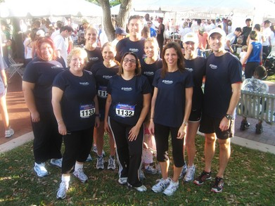 Kaplan Corporate Run T-Shirt Photo