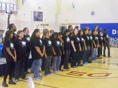 Talent Show T-Shirt Photo