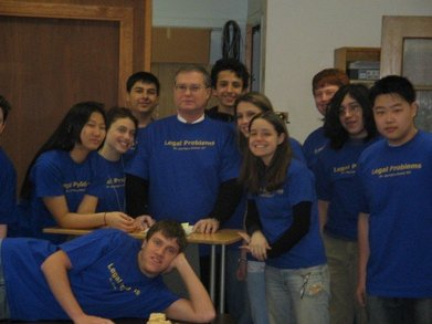 Legal Problems '07!! T-Shirt Photo
