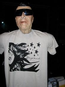Wayward Merchandise Model T-Shirt Photo
