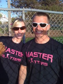 Master Batters Softball T-Shirt Photo