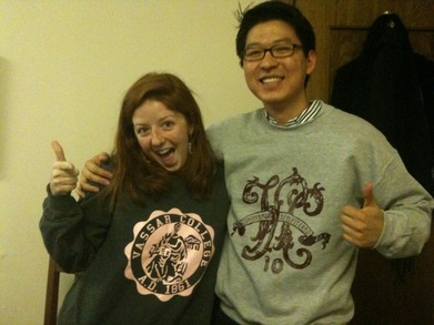 Two Excellent Sweatshirts T-Shirt Photo