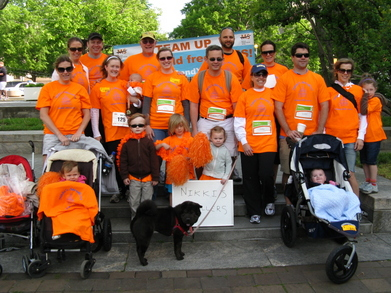 Walk Ms T-Shirt Photo