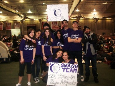 Swagg Team Relay For Life T-Shirt Photo
