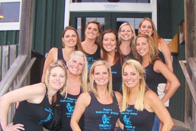 Maggie's Bachelorette Party   Charleston, Sc T-Shirt Photo