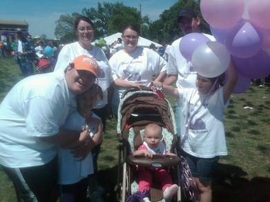Team Autumn, Nashville March Of Dimes T-Shirt Photo