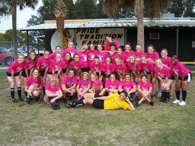 Merritt Island Senior Powederpuff T-Shirt Photo