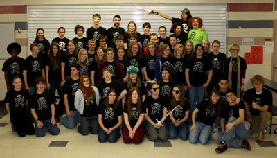 Southwest Math Team T-Shirt Photo