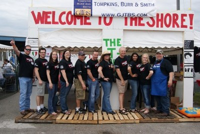 Jersey Shore Bbq Cook Off T-Shirt Photo