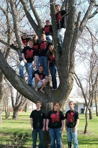 The Class Of 2010 T-Shirt Photo